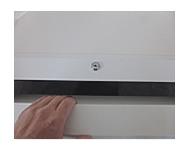 書類の漏洩防止対策、機密書類の逆流防止付き投入口