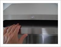 書類の漏洩防止対策、逆流防止付き投入口